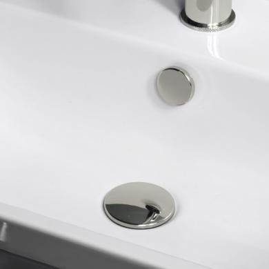 Tvättställs Pop-up Ceramic Overflow