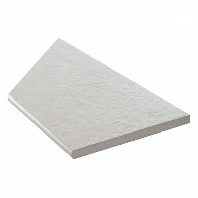 Z Concrete Easy Light Grey Pool Inner Corner Right