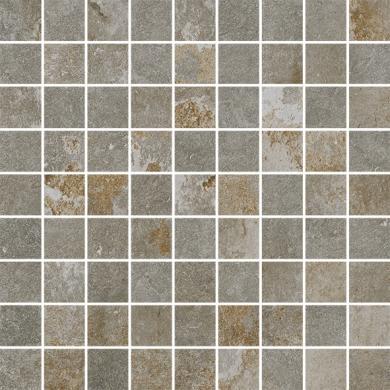 Rush cobre mosaik 3x3 blank/matt