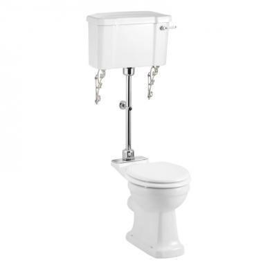 Toalett Standard med Mjukstängande sits