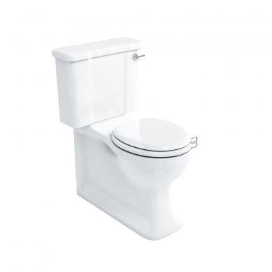 Toalett Back-to-Wall med Mjukstängande sits