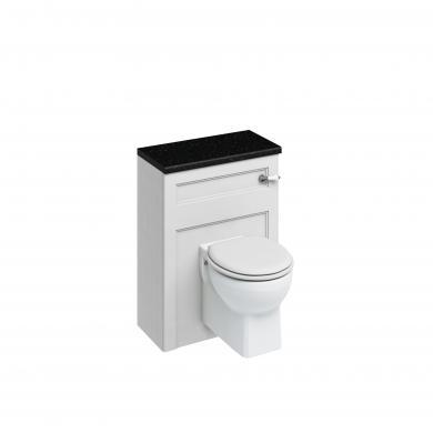 Inbyggda Möbler: Back-to-Wall WC-enhet, Väggmonterad