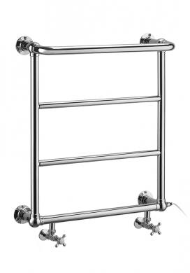 Handdukstork Cleaver-radiator Krom