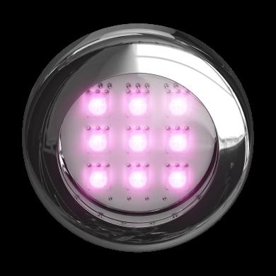 LED-belysning med Ljusterapi RGB för Hörnplacerade Badkar från Nordhem