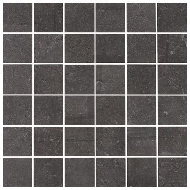 J0505 Limestone Anthracite 5x5 cm