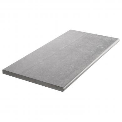 Z Limestone Grey Poolside/Step