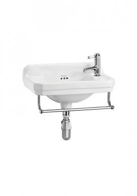 Tvättställ Edwardian 51 med Handduksstång