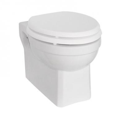 Toalett Vägghängd med Mjukstängande sits