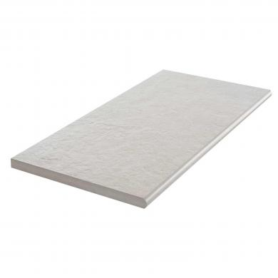 Z Concrete Easy Light Grey Poolside/Step