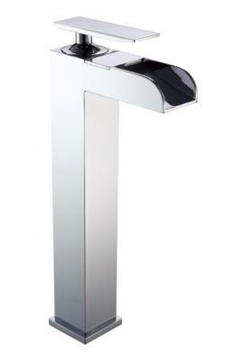 Tvättställsblandare SHINE Hög Krom