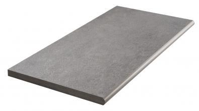 Z Raw Concrete Poolside/Step