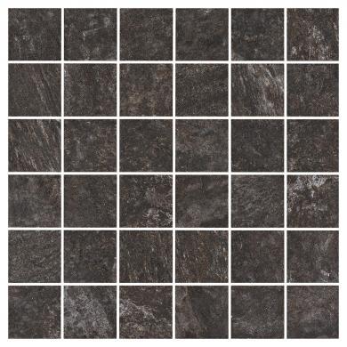 D0505 Quartzit Black 5x5 cm