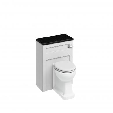 Inbyggda Möbler: Back-to-Wall WC-enhet